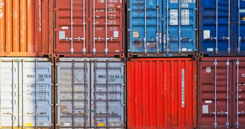 kontenery towarowe